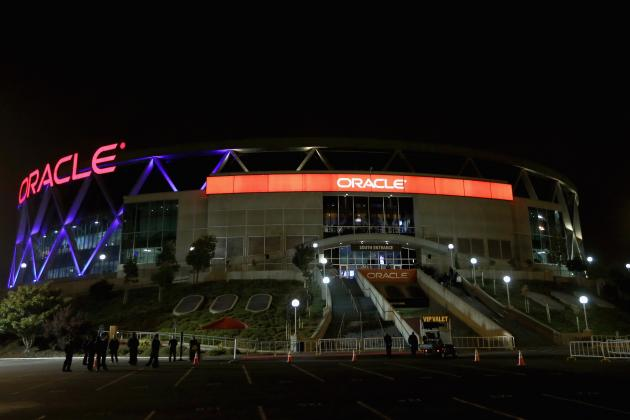 Oracle Arena Gets Upgrades as New Arena Plans Reportedly Lag
