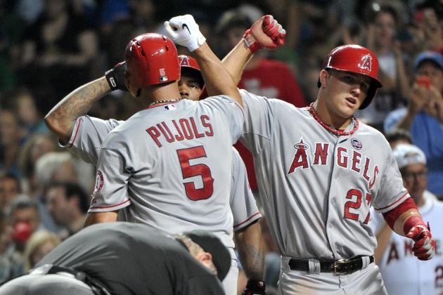 Los Angeles Angels: Projecting Whether These Players Can Make the Hall of Fame