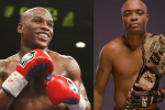 MMA Legend Anderson Silva Has No Respect for 'Papa Smurf' Mayweather
