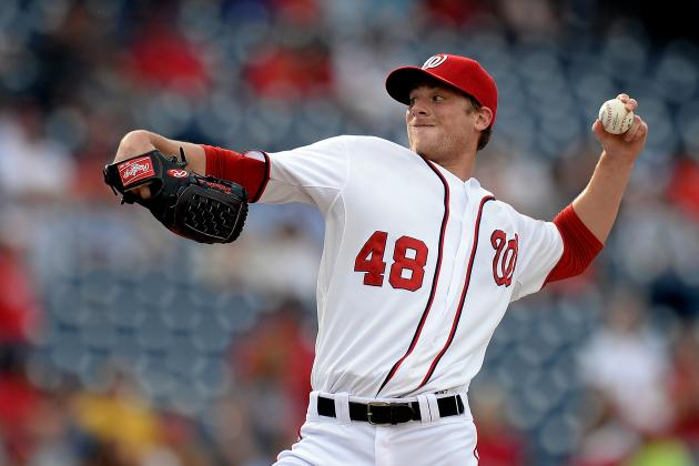 Ross Detwiler Unlikely to Pitch Again This Season
