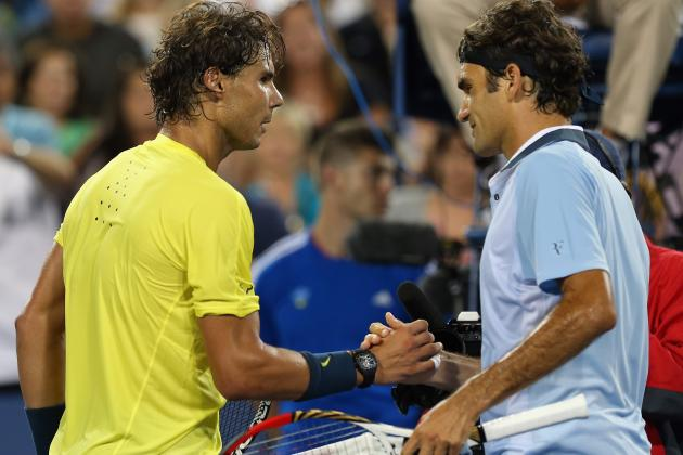 Rafael Nadal Too Strong, Will End Roger Federer's Quest for U.S. Open Triumph