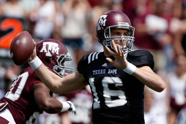 Matt Joeckel vs. Kenny Hill: Updates on QBs After Johnny Manziel's Suspension
