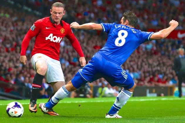 Manchester United vs. Chelsea: Live Score, Highlights, Recap