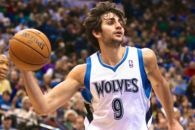 Checklist for Ricky Rubio to Take Next Step in Becoming an Elite NBA Point Guard