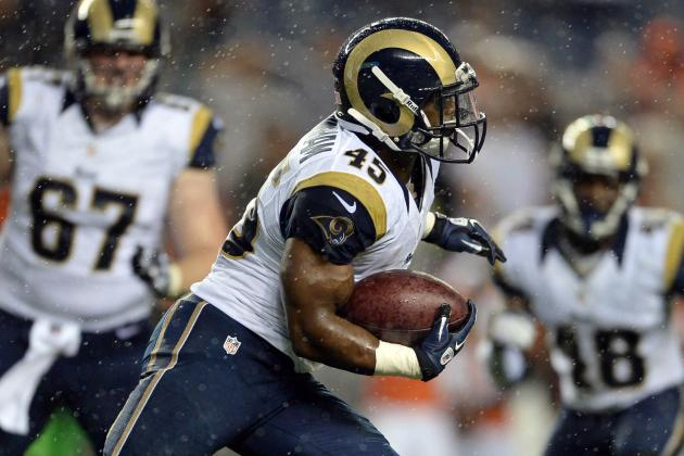 Rams Still Searching for Kick Returner