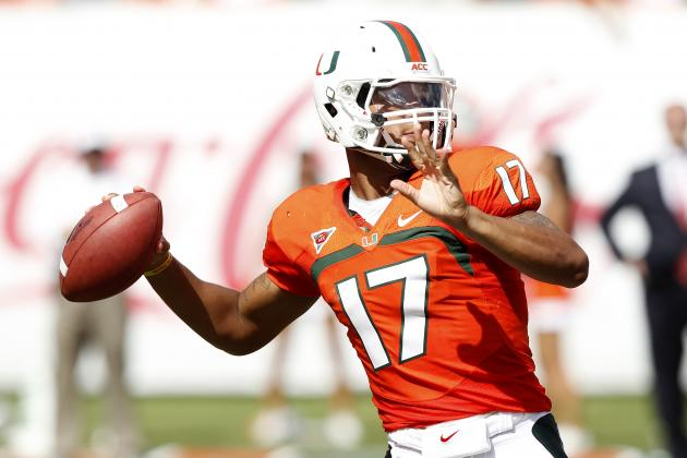 2013 ACC Football: Analyzing the Miami Hurricanes Schedule