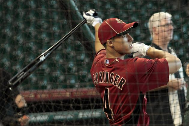 MLB Prospects Update: Hottest, Coldest Hitters at Every Minor League Level