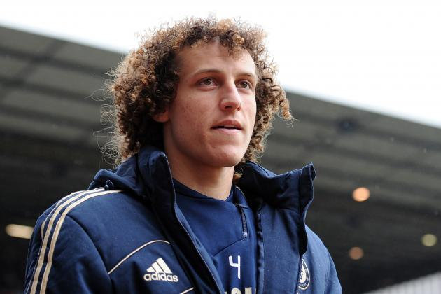 Manchester United Transfer Rumours: David Luiz Is a Long Shot for Club
