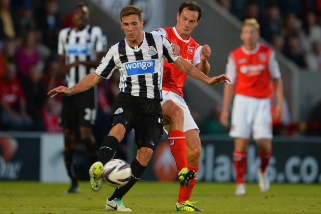 Match Report: Morecambe 0 Newcastle United 2