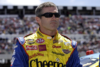 Bobby Labonte Sidelined with Broken Ribs