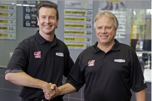 Busch Lands Deal with Stewart-Haas Thanks to Team Co-Owner