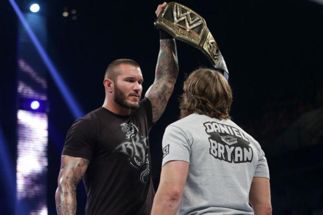 Randy Orton, Daniel Bryan and Breaking Down the Formula to Be a Top Star