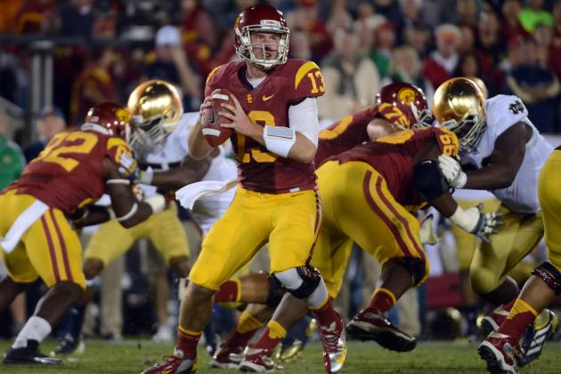 Does USC Really Need More Than 2 Weeks to Pick a Quarterback?