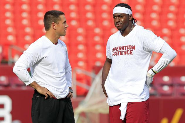 Why Do the Washington Redskins Continue to Jump the Gun with Robert Griffin III?
