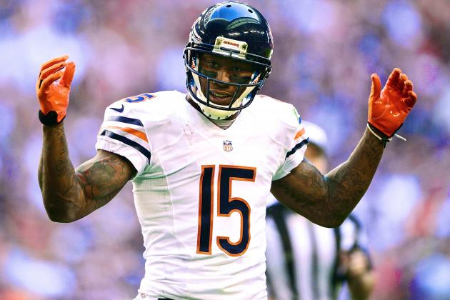 Chicago Bears Can't Afford to Deal with an Injured, Angry Brandon Marshall