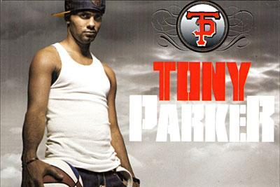 Tony Parker Announces His Retirement... from Rap Career