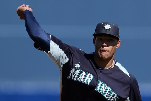 Mariners to Call Up Walker to Start Friday