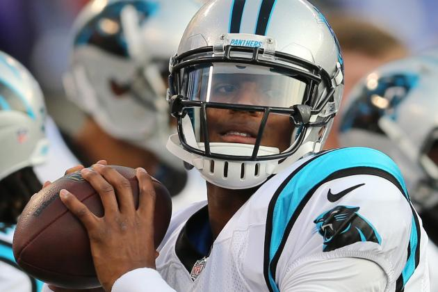 Newton Says Panthers Are a Playoff Contender