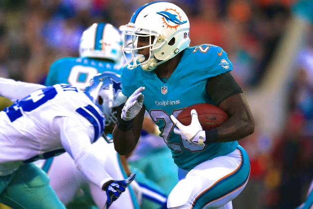 Why Lamar Miller Should Be the Miami Dolphins' Starting Running Back
