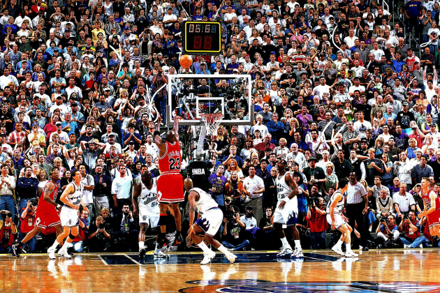 We Remember: Michael Jordan's Game-Winner for His 6th NBA Championship