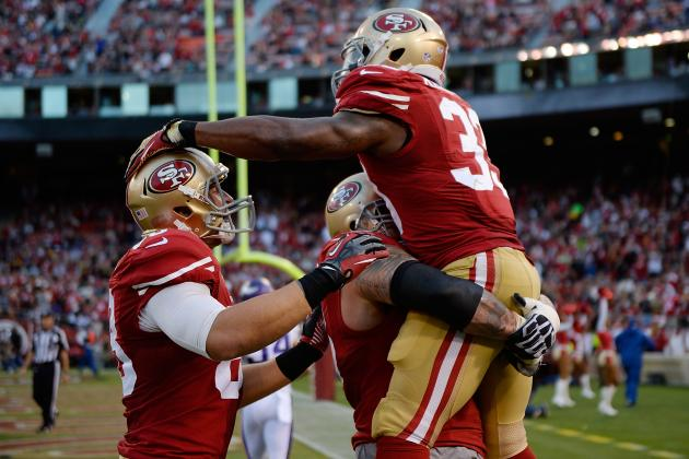 49ers vs. Chargers: TV Info, Spread, Injury Updates, Game Time and More