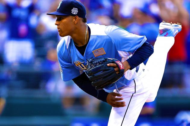 What to Expect from Top Mariners Prospect Taijuan Walker in His MLB Debut