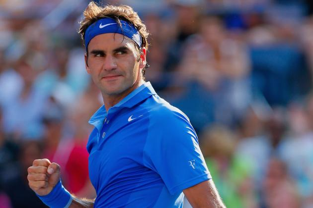 Roger Federer's Recent Play Shows He Has Rebounded from Early 2013 Struggles
