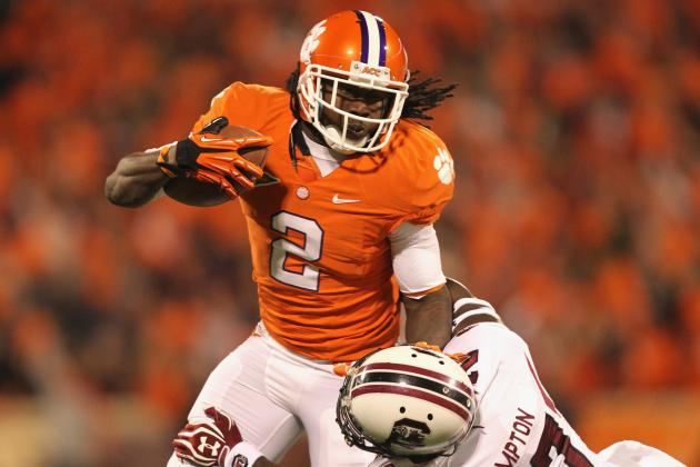 Georgia vs. Clemson: Why Sammy Watkins Will Run Wild on the Bulldogs Secondary