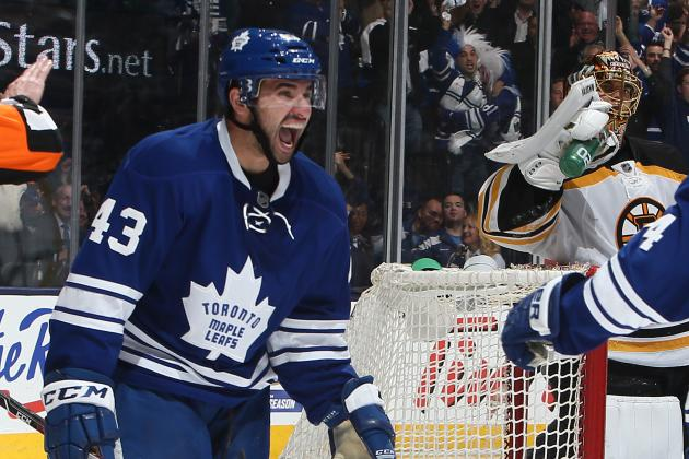 Kadri: Stalled Contract Talks with Leafs 'a Little Frustrating'