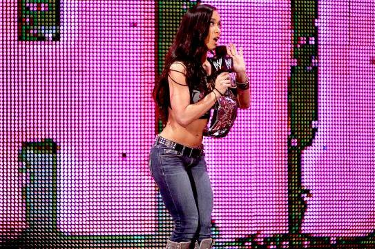 Why AJ Lee's Promo Destroyed the Division