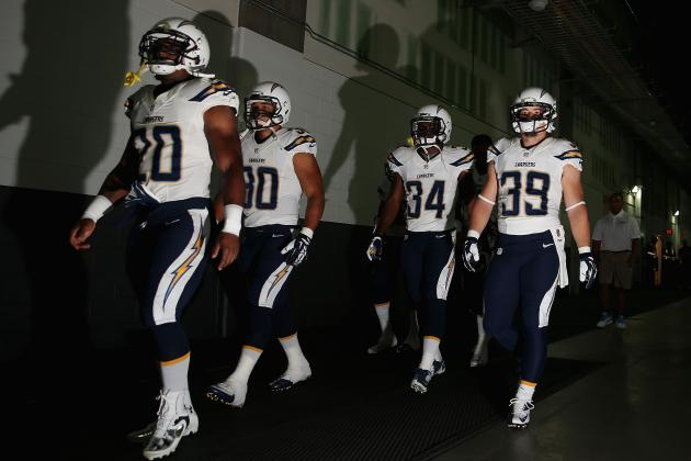 San Diego Chargers: Predicting the Final 53-Man Roster
