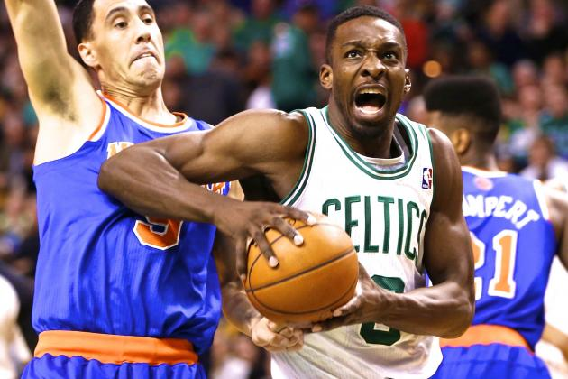 What Jeff Green Must Do to Evolve into Legitimate NBA Star