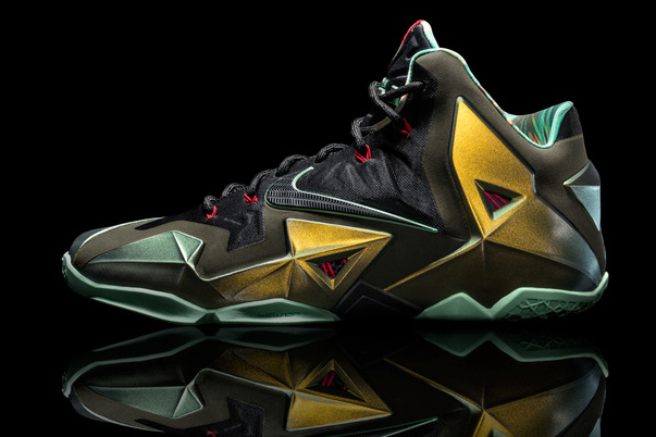 Report Card Grades for New LeBron 11 Sneakers
