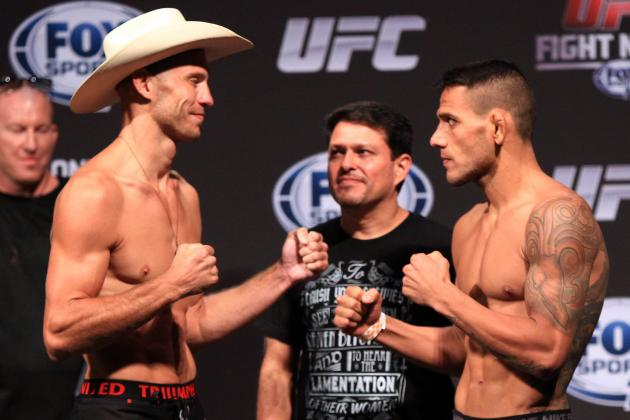 What We Leaned from Donald Cerrone vs. Rafael Dos Anjos
