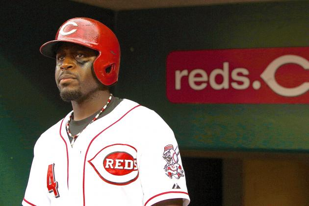 Brandon Phillips Rips into Reds Reporter for On-Base Percentage Comments