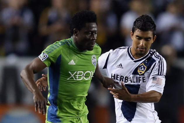 Obafemi Martins Still Healing from Ankle Injury
