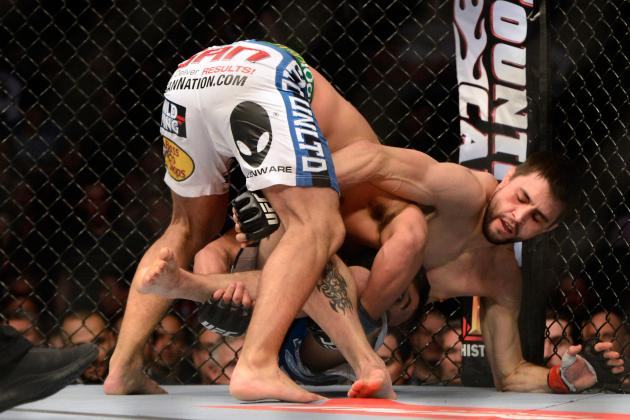 Twitter Reacts to Carlos Condit vs. Martin Kampmann Result