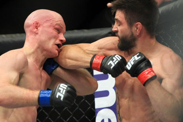 Condit vs. Kampmann: Breaking Down the FightMetric Numbers