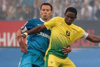 Eto'o to Seal Chelsea Move as Striker Agrees £10m-a-Year Pay Cut