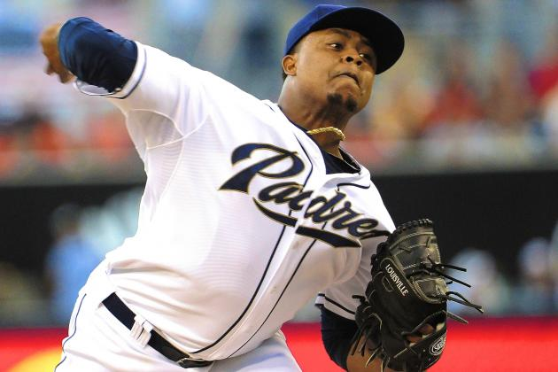Dodgers Agree on Contract with Edinson Volquez to Shore Up Back End of Rotation