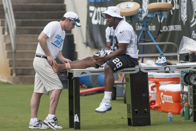 How Panthers Can Survive Jonathan Stewart's Stint on PUP List