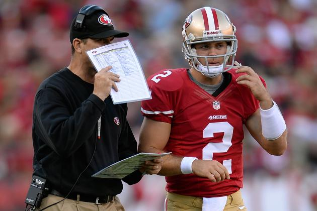 San Francisco 49ers: How Important Is the Backup Quarterback Situation?