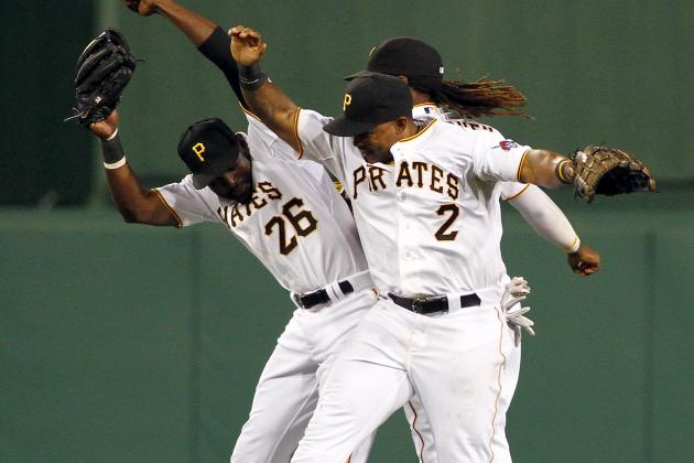 Byrd Hits 3-Run HR in His Debut for Pirates