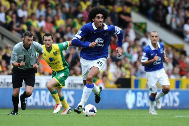 Manchester United Transfer News: Red Devils Wise to Go All-In on Fellaini