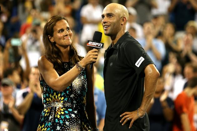 US Open Tennis 2013: Day 3 Scores, Results and Recap