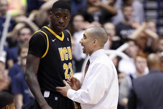 VCU's Jarred Guest out 6-8 Weeks with Ankle Injury