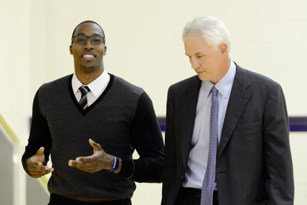 What Mitch Kupchak Should Learn from Lakers' Failed Dwight Howard Experiment