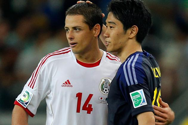 Tottenham Hotspur Reportedly Target Javier Hernandez of Manchester United