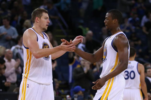 Spotlighting and Breaking Down Golden State Warriors' Power Forward Position
