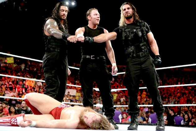 The Shield Will Thrive as Henchmen for Triple H and the McMahons